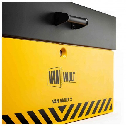 Van Vault 2 New Vehicle Storage Box - Security Tested