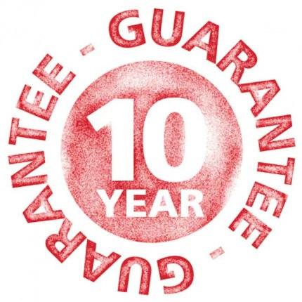 Probe UltraBox 10 year Warranty