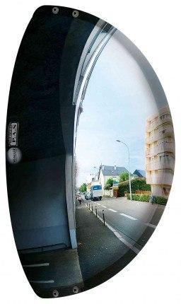 Vialux Vumax 6000 Wide Angle Driveway Convex Mirror 60cm