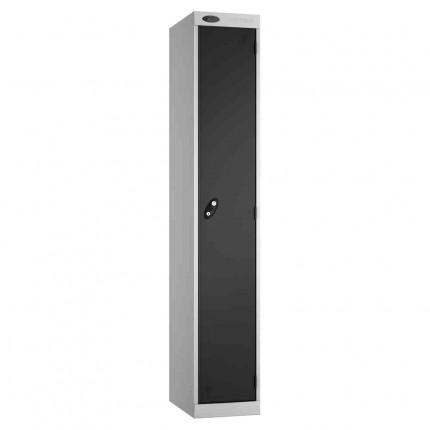 Probe Expressbox 1 Door Locker Key Locking Black