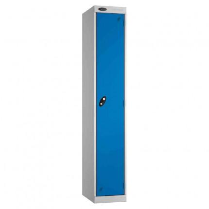 Probe Expressbox 1 Door Locker Key Locking Blue