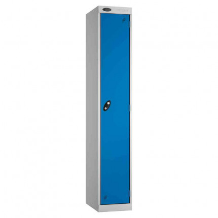 Probe Expressbox 1 Door Locker Padlock Hasp Blue