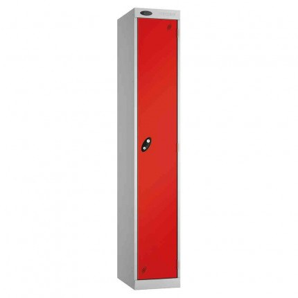 Probe Expressbox 1 Door Locker Padlock Hasp Red