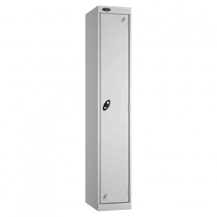 Probe Expressbox 1 Door Locker Key Locking Grey