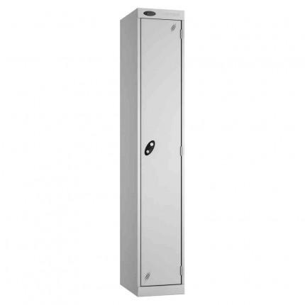 Probe Expressbox 1 Door Locker Padlock Hasp Grey