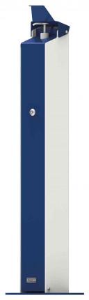 PRESSGEL Sanitiser Floor Fixed Hand Gel Dispenser Holder