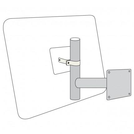 View-Minder 600mm - Optional Horizontal Wall Post