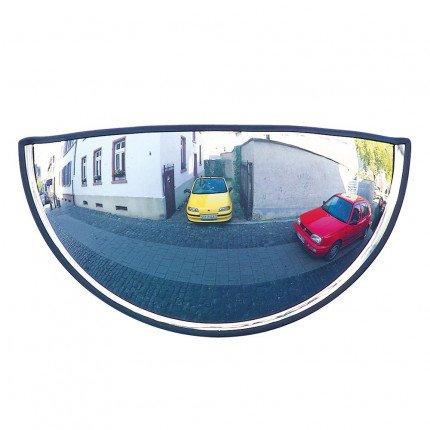 Extra Wide Angle Convex Mirror - Mirror-Master 85cm