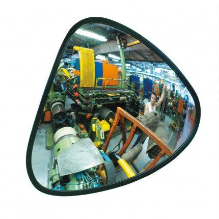 Flexible Arm Clamp-on Safety Mirror - Detective 33cm