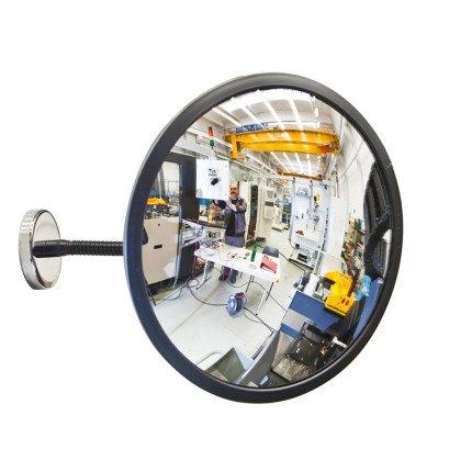 Portable Magentic Fixed Convex Blindspot Mirror 45cm diameter
