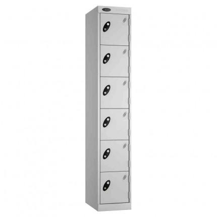 Probe Expressbox 4 Door Locker Padlock Hasp Grey