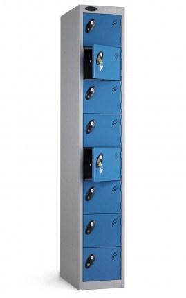Probe 8 Door Locker 1780mm high door open