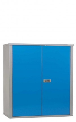 Bedford 80226 Heavy Duty Welded Cabinet 1200x1200x600 - closed
