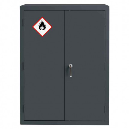 Bedford 88F294G Grey Flammable Welded 1220H mm Cabinet