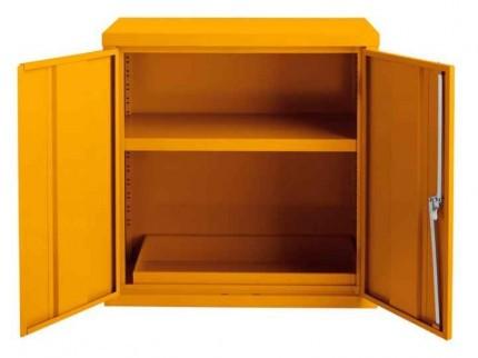 Bedford Flammable Hazardous 994 Cabinet  - Doors open