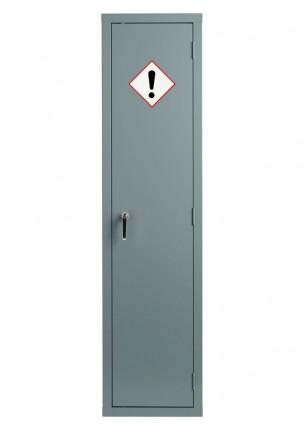 Bedford 88H844 COSHH Hazardous 1 Door 1830x459 mm - closed