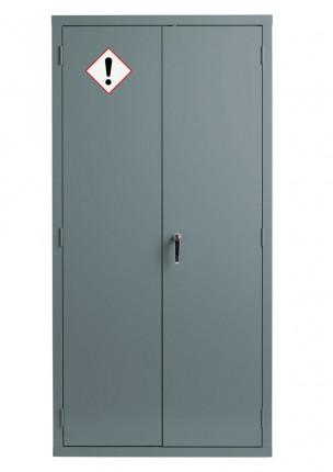 Bedford 88H894 COSHH Hazardous 3 Door 1830H mm Cabinet - closed