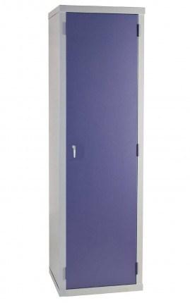 Medium Duty Fully Welded Steel Cabinet 183x46x46 - Bedford 88W844