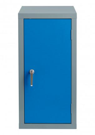 Bedford 88W944 Fully Welded 1 Door Smal; Steel Storage Cabinet