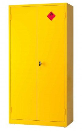 Heavy Duty Flammable Hazardous Cabinet - Bedford 85Y895