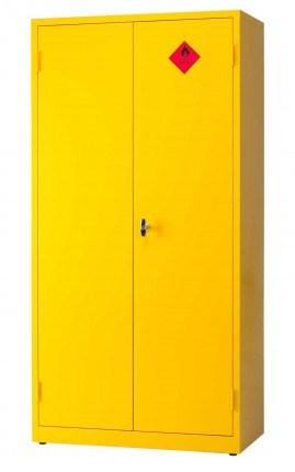 Heavy Duty Flammable Hazardous Cabinet - Bedford 85Y895
