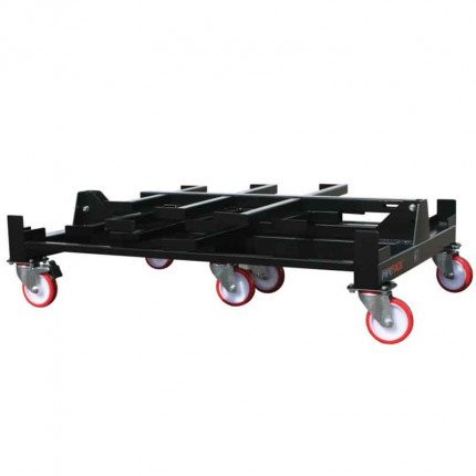 Armorgard PIPERACK PR2 Collapsible Pipe/Conduit Trolley 2000kg SWL - flat packed