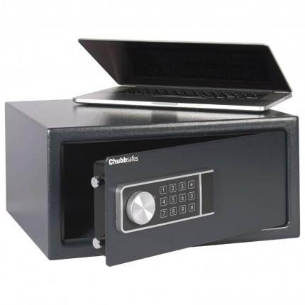 Chubbsafes Air Laptop ideal for laptops