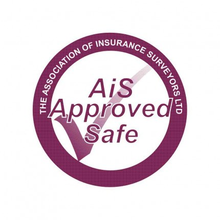 Approved by the Association of Insurance Surveyors – AiS