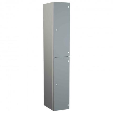 Probe ZENBOX Aluminium Two Laminate Door Locker in Dust