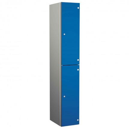 Probe ZENBOX Aluminium Two Laminate Door Locker in Electric Blue