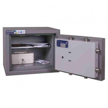 Burton Amario 1E Grade 3 Electronic Security Safe £35K - door open