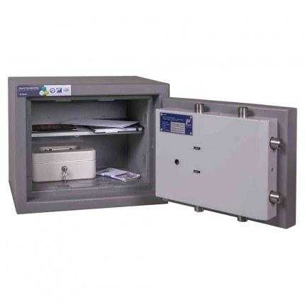 Burton Amario 1E Grade 3 Electronic Security Safe £35K - door open