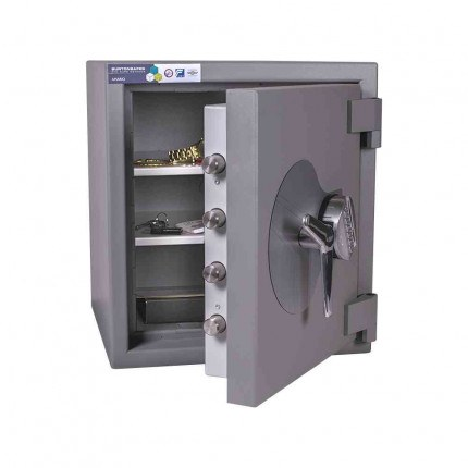 Burton Amario 2E Grade 3 Electronic Security Safe £35K door ajar