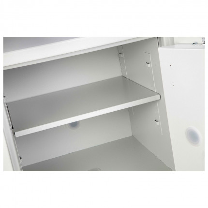 Burton Eurovault Aver 4E Eurograde 2 Electronic Security Fire Safe - Internal shelf