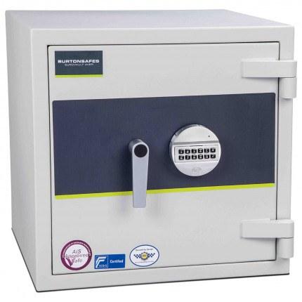 Burton Eurovault 0E Eurograde 3 £35,000 Security Fire Safe - door closed