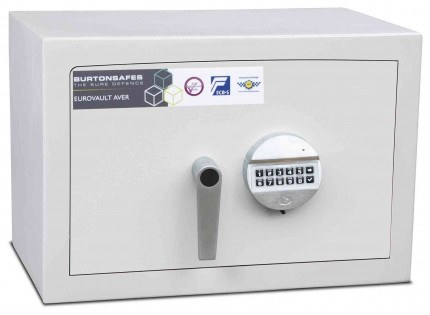 Burton Aver Lightweight Eurograde 1 Electronic Safe Size 1 - closed