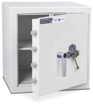 Burton Eurovault Aver 2K Eurograde 1 Key Locking Safe