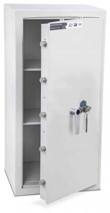 Burton Eurovault Eurograde 1 Aver Size 4 Key Lock - door ajar