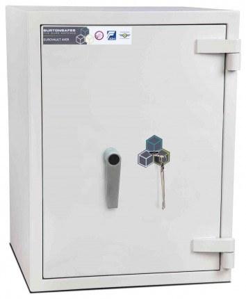 Burton Eurovault Aver 2K Eurograde 2 Key Locking Security Fire Safe