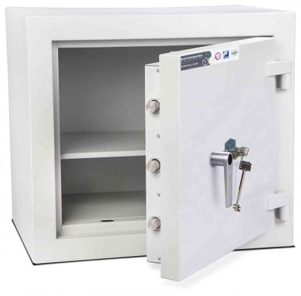 Burton Eurovault Aver 3K Eurograde 2 Key Locking Security Fire Safe