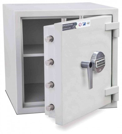 Burton Eurovault Aver 0E Eurograde 3 Electronic Security Fire Safe