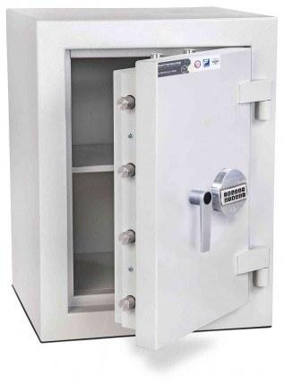 Burton Eurovault Aver 1E Eurograde 3 Electronic Security Fire Safe - door ajar