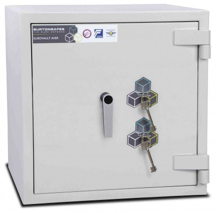 Burton Eurovault 1KK Eurograde 4 £60,000 Security Fire Safe - closed