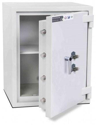 Burton Eurovault Aver 2K Eurograde 4 Twin Key Lock Security Fire Safe