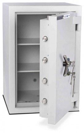 Burton Eurovault Aver 3KK Eurograde 5 Twin Key Lock Security Fire Safe - open