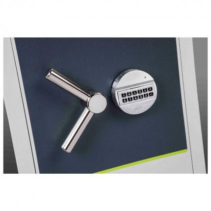 Burton Eurovault Size 3 Eurograde 3 £35,000 Security Fire Safe - Lock and handle