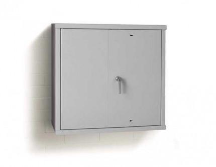 Bedford Heavy Duty Midi Wall Cabinet 800x800x260