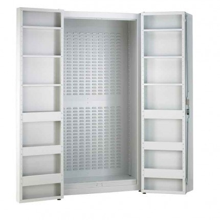 Morstor Heavy Welded Duty Cabinet 2000x1000x600 - empty