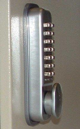 Optional Mechanical Digital Slam Shut Lock