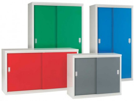 Bedford 84824 Heavy Duty Sliding Door Cabinet group image
